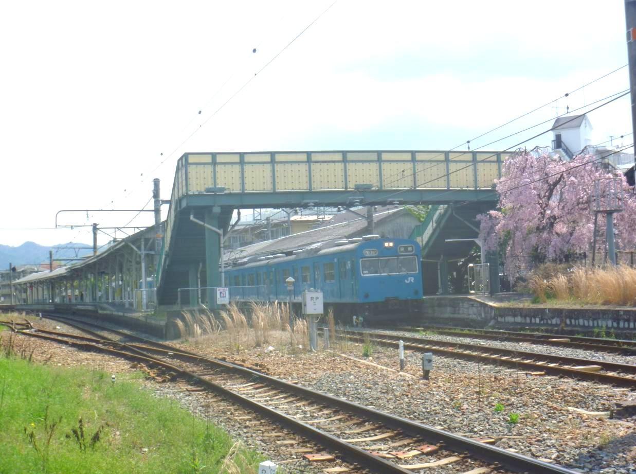 青い奈良線 (1) 修正