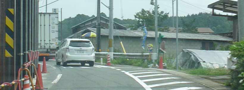 下手バス停付近 (3)