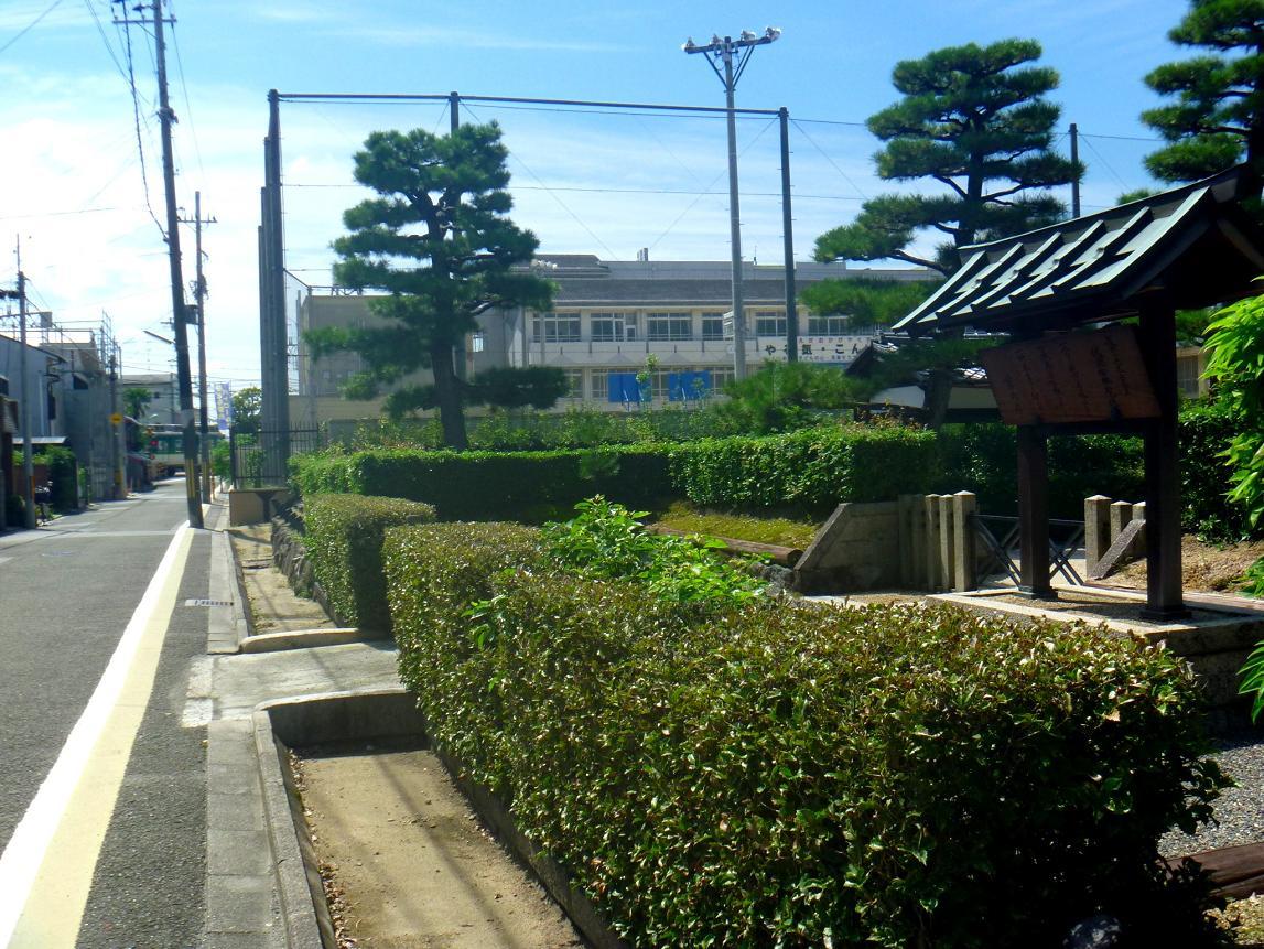 伏見松林院陵 (2)