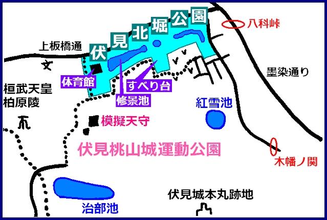 MAP 北堀5 32
