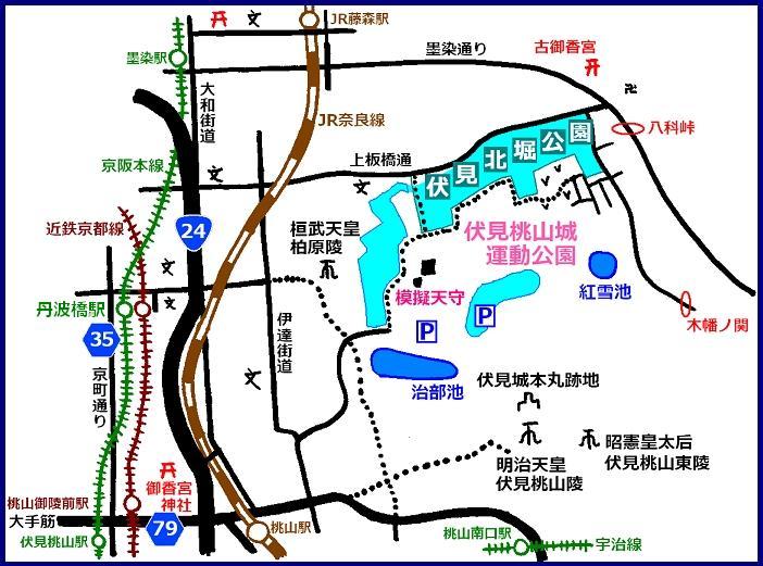 MAP 北堀2 50