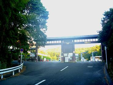 伏見城運動公園第2駐車場 (1)