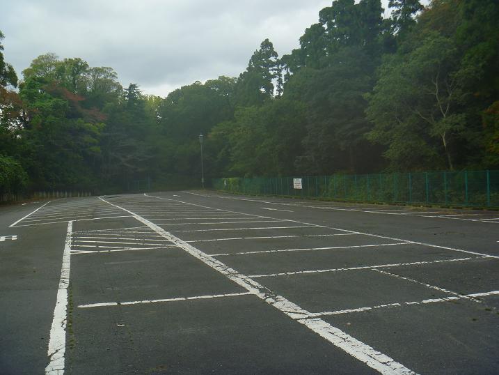 伏見城運動公園第2駐車場  (4)