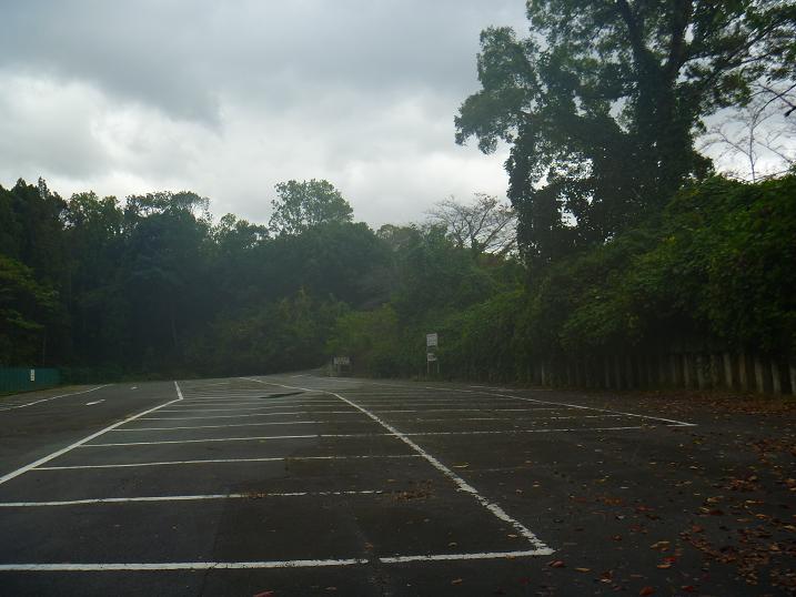 伏見城運動公園第2駐車場  (5)