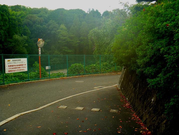 伏見城運動公園第2駐車場  (6)