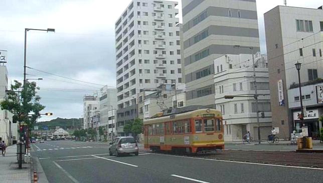 伊予鉄道市内線 (1)