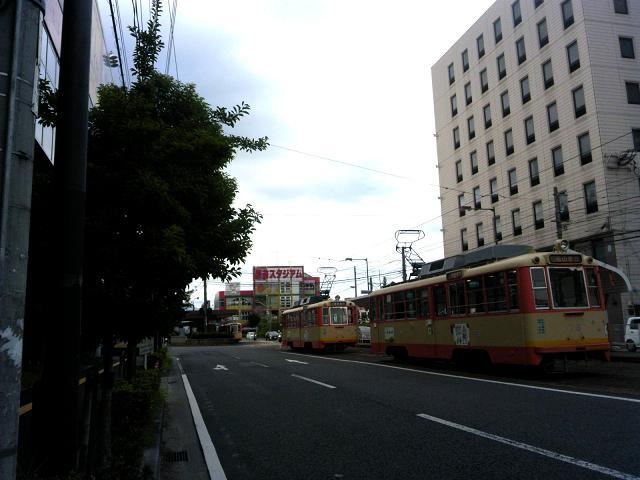 伊予鉄道市内線  (4)