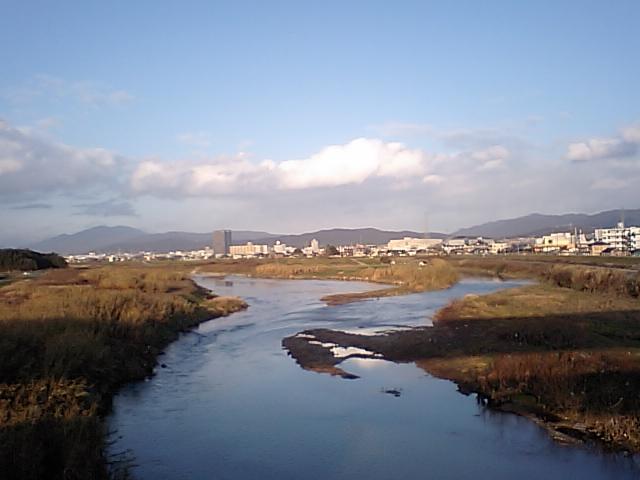 草津の港(伏見・横大路)  (3)