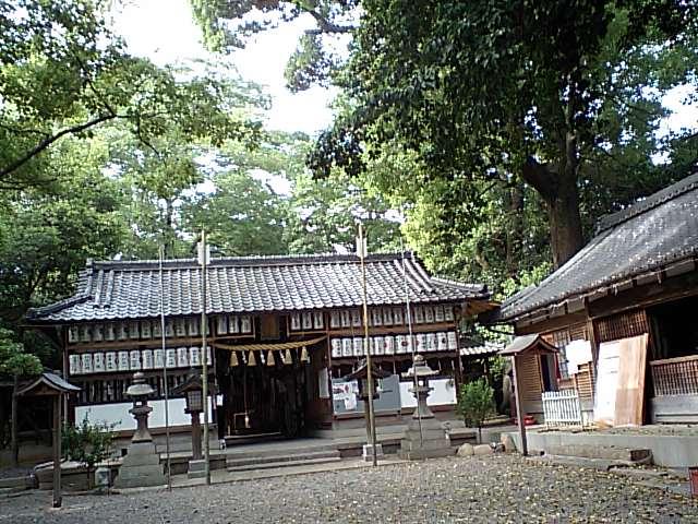 羽束師神社 (2)