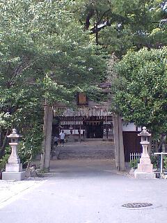 羽束師神社 (6)