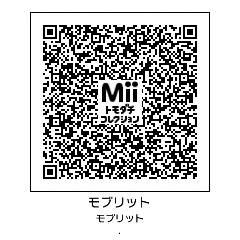 モブリットポンチョQR