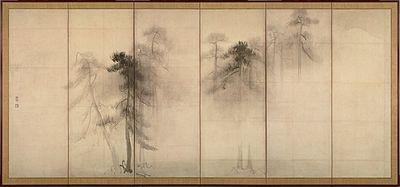 400px-Hasegawa_Tohaku,_Pine_Trees[1]