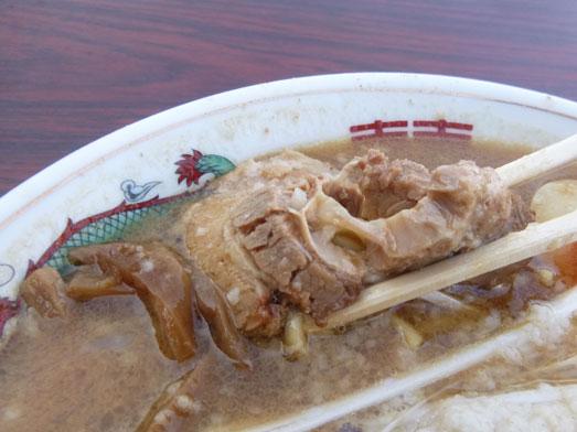 らーめんゴルジこってり背脂らー麺秘境めし038