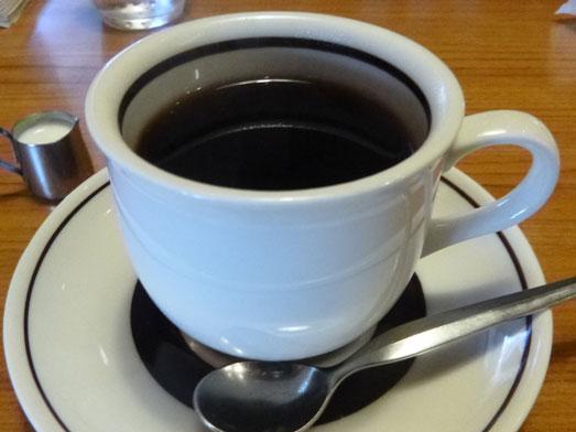 大山の喫茶店ピノキオのホットケーキ011