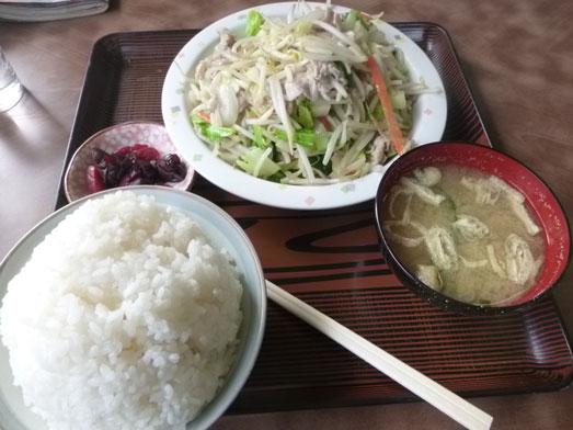 山崎屋食堂埼玉県加須市のデカ盛り大盛り食堂010