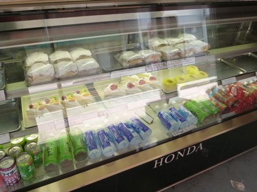 坂戸ケーキ屋ほんだ洋菓子店の四角いシュークリーム009