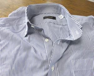 ワイシャツ前2