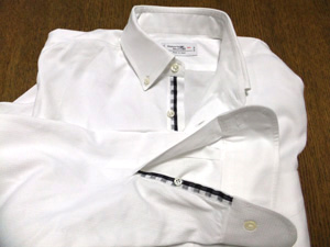 ワイシャツ後1