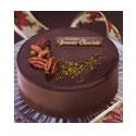 2013ブルーシールXmasチョコレートケーキ2