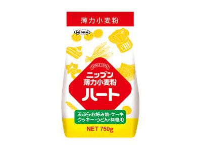 ニップン ハート(薄力粉)