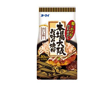 オーマイ 本場大阪お好み焼粉