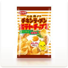 コイケヤ チキンラーメンポテトチップス