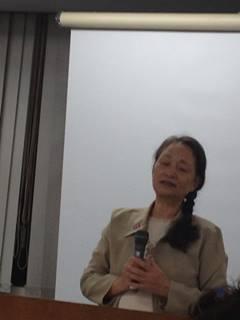 勝田登志子さん