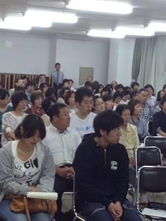 飯田学習会参加者