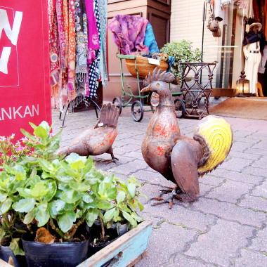 鶏の置きも (C)日々是表参道 おもさんぽ 表参道散歩日記ある日の歩記