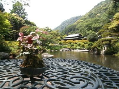 吉池旅館庭園