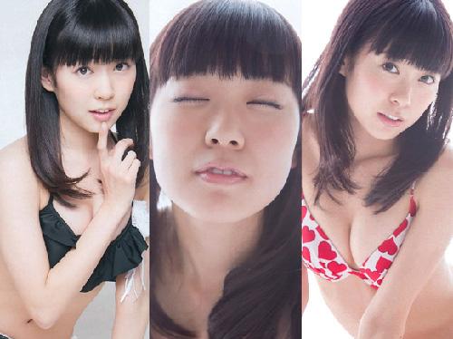 NMB渡辺みるきーのデートシチュ&キス顔グラビア画像www