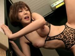 【巨乳動画】AV業界TOPクラスのイヤラしいカラダ 麻美ゆま