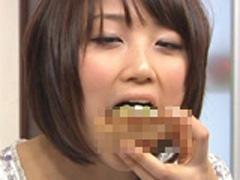 『テレ朝・竹内由恵アナのフェラを想像してフル勃起』