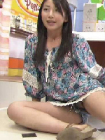 吉川友ガチンコ生パンツが丸見え他お宝画像裏流出