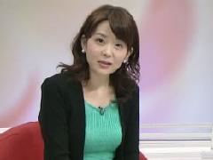 NHKの女子アナ・橋本奈穂子のおっぱいでけえええええ