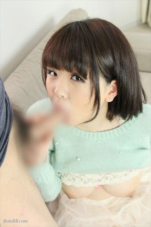 入江愛美チャン Hカップ96cmの巨乳おっぱい
