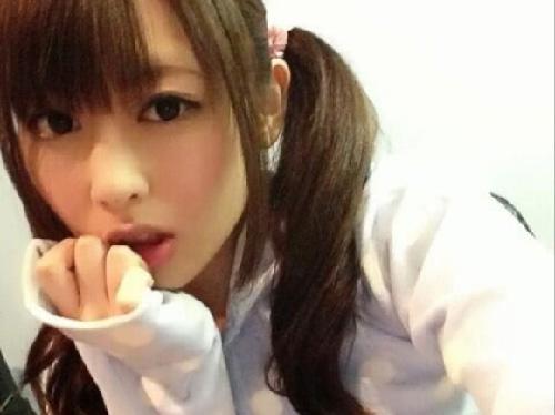 AV女優・桜井あゆのツインテール姿が可愛くて乃木坂入れそう