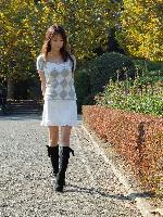 想い出に染まる秋…スレンダー美女!りのさん。