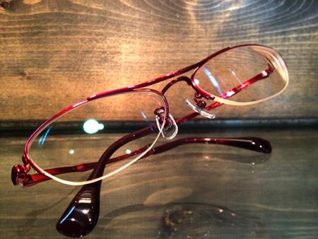 長岡 見附 三条 おしゃれな眼鏡 メタルフレーム セルフレーム