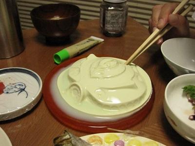 ビグザム豆腐6