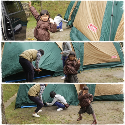 波賀キャンプ2