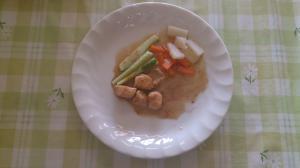 料理の仕事