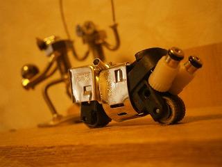 ライターバイク2