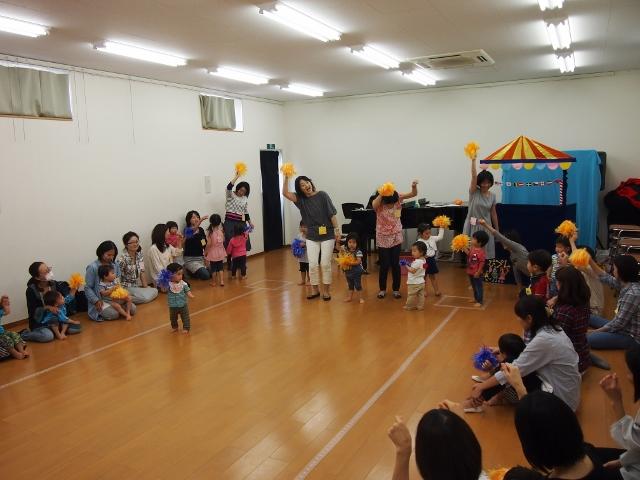 2014.10.08 応援合戦