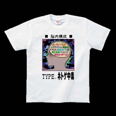 ニセ脳内鑑定-TYPE . ネトゲ中毒