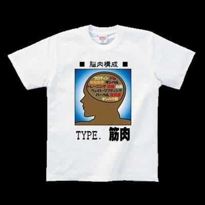ニセ脳内鑑定-TYPE . 筋肉