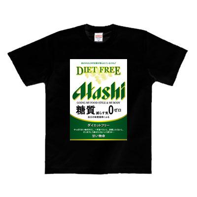 ニセLogo Atashi 糖質減らす気0