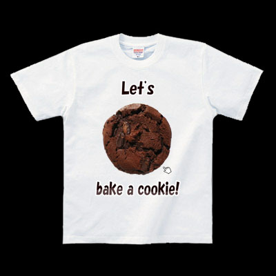 クッキーを焼こう!