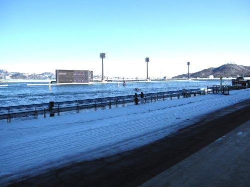 桐生競艇場1