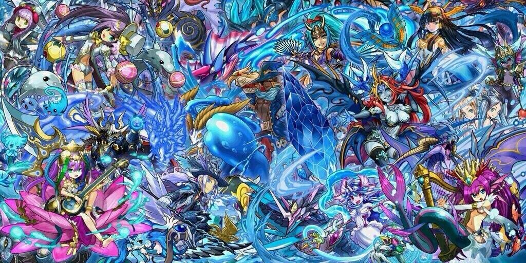 画像 高画質 パズル ドラゴンズ パズドラ 壁紙30枚以上 Naver まとめ